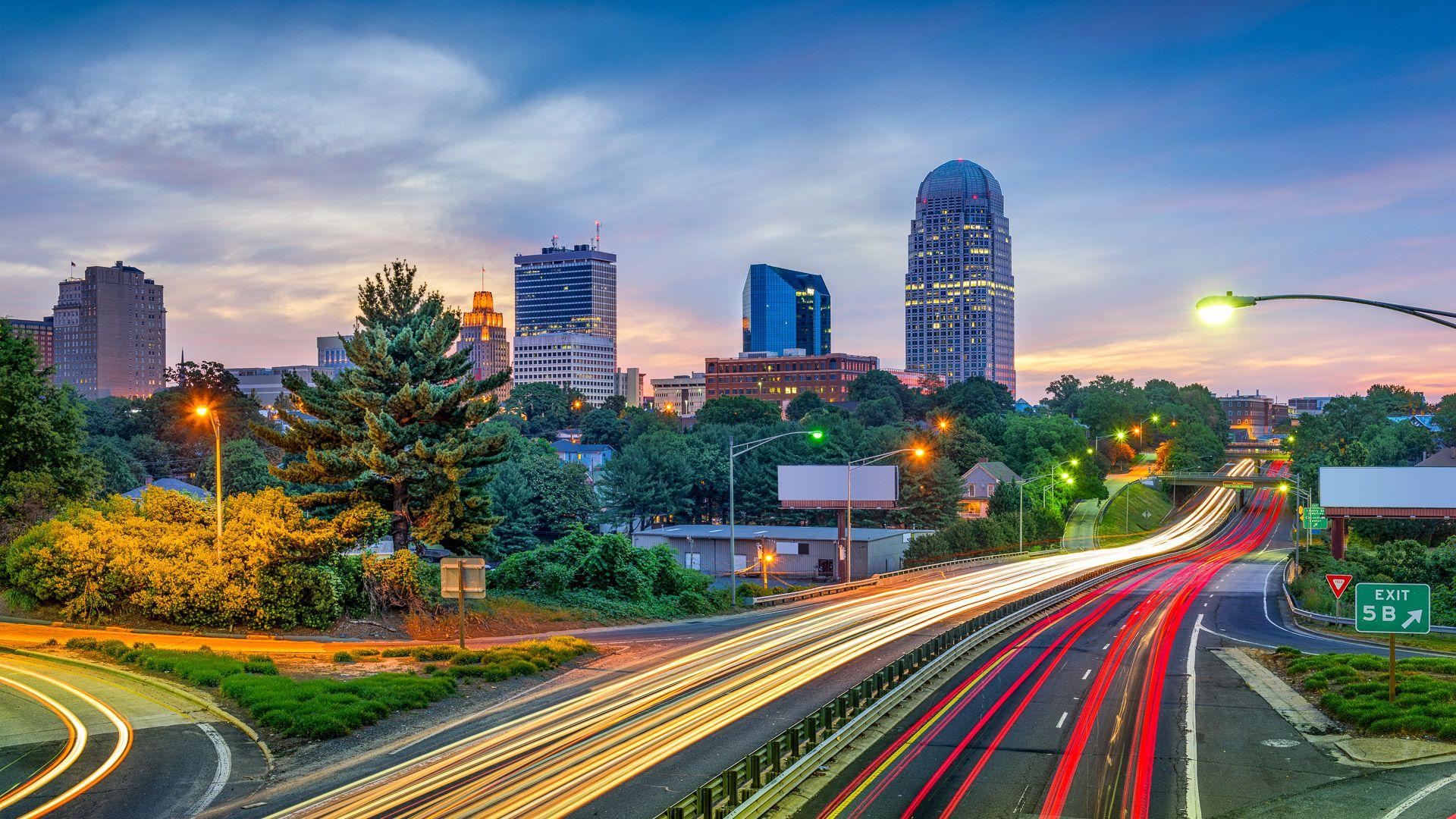 Winston-Salem-NC