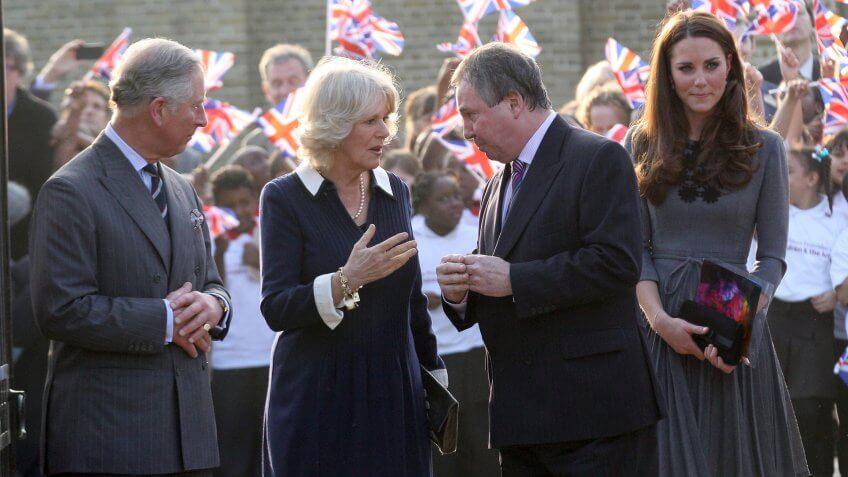 duchess camilla at royal event