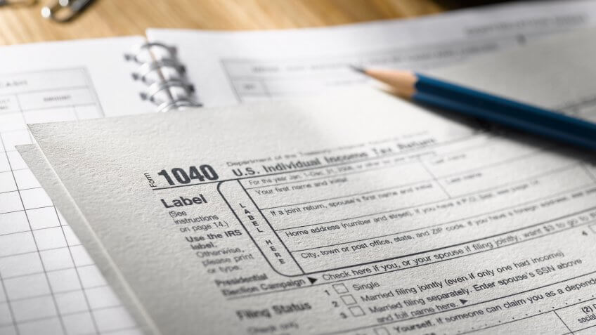 Business, Finance, money, tax forms, taxes