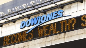 What the Dow Jones Was Worth the Year You Were Born
