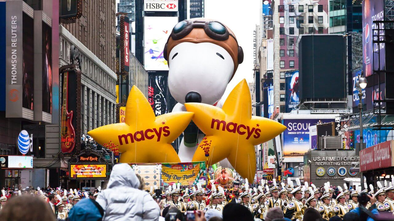The Macy's Thanksgiving Day Parade Isn't Cheap — Here Are the High Costs