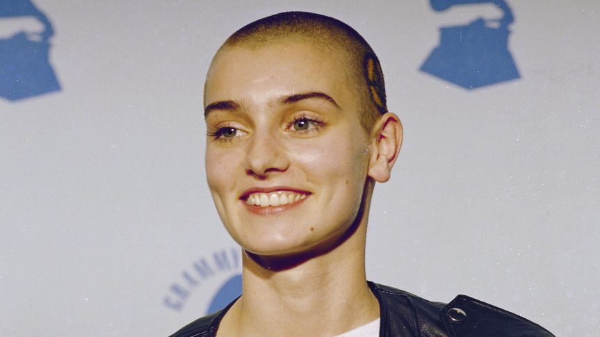 Mandatory Credit: Photo by Anonymous/AP/REX/Shutterstock (6553522a)O'Connor Irish singer Sinead O'Connor is seen at the Grammy Awards at New York's Radio City Music HallGrammys OConnor 1989, New York, USA.