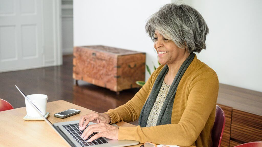 Best Work At Home Jobs For Retirees