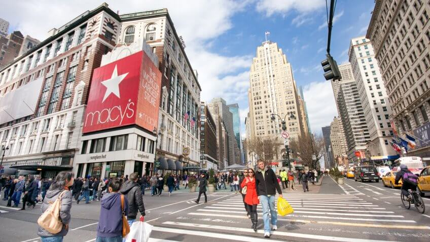 shopping-New-York
