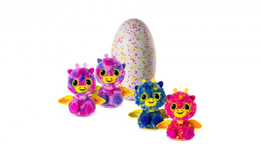 Hatchimals Surprise – Giraven