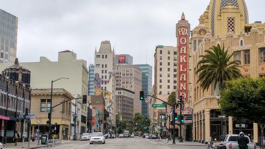 California Oakland