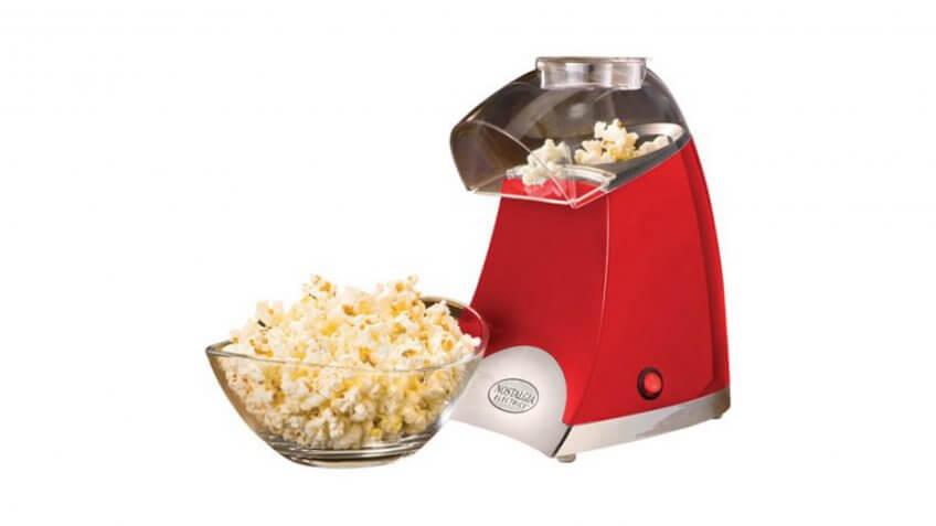Hot-Air Popcorn Popper