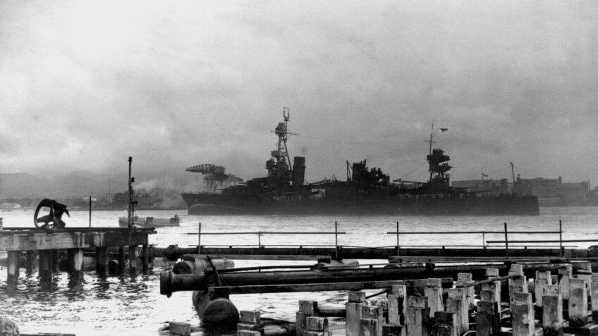 1941-USS-Northampton-Pearl-Harbor