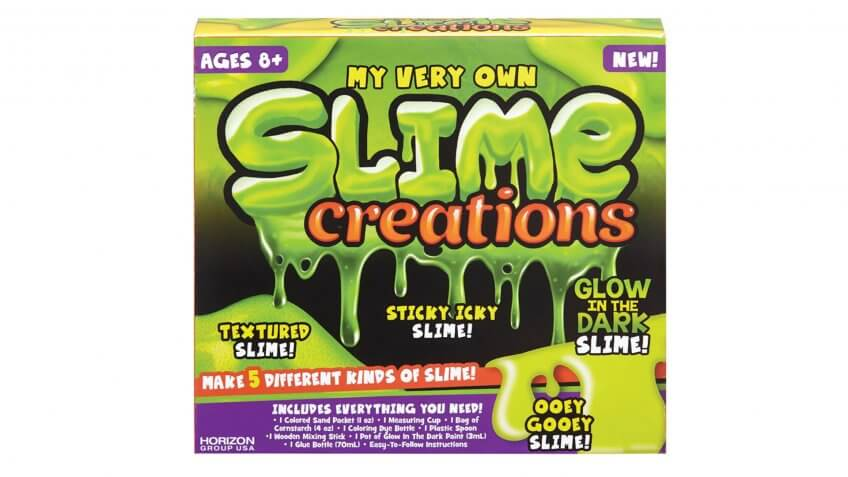 My Very Own Slime Creations