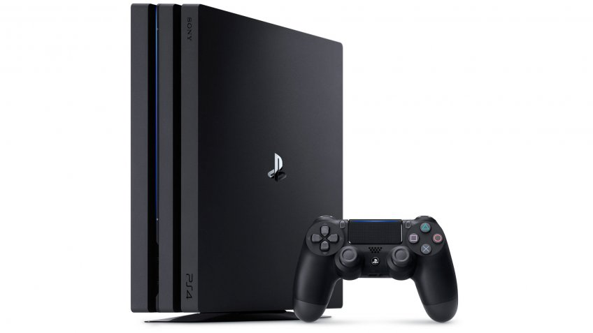 PlayStation 4 Pro 1TB Gaming Console