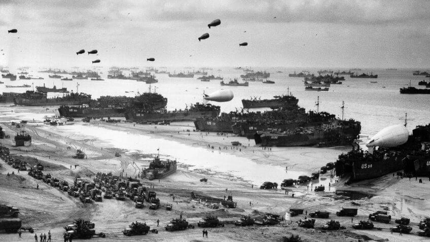 1944-Normandy-Invasion