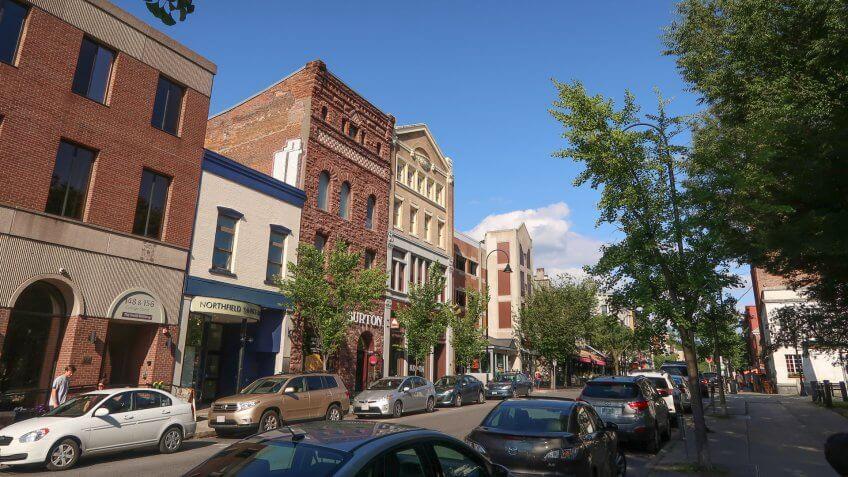 Vermont-Burlington
