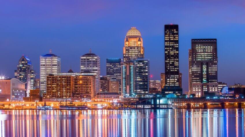 10966, Cities, Horizontal, Louisville, States, kentucky