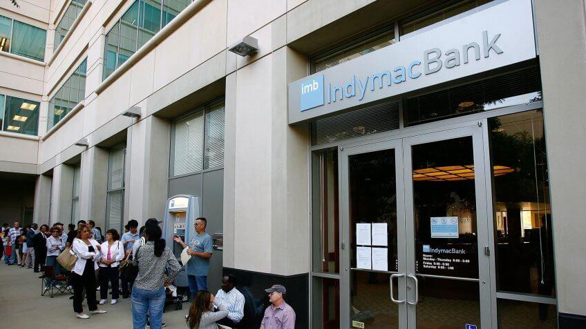 IndyMac Bank, FSP