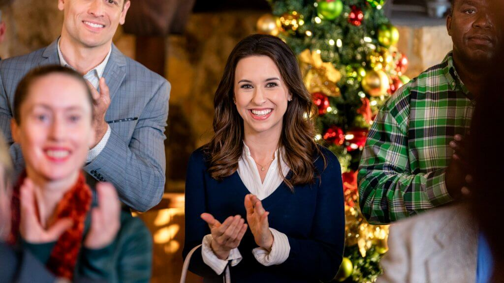 Hallmark Christmas Movies Star Net Worths: Lacey Chabert, Candace ...