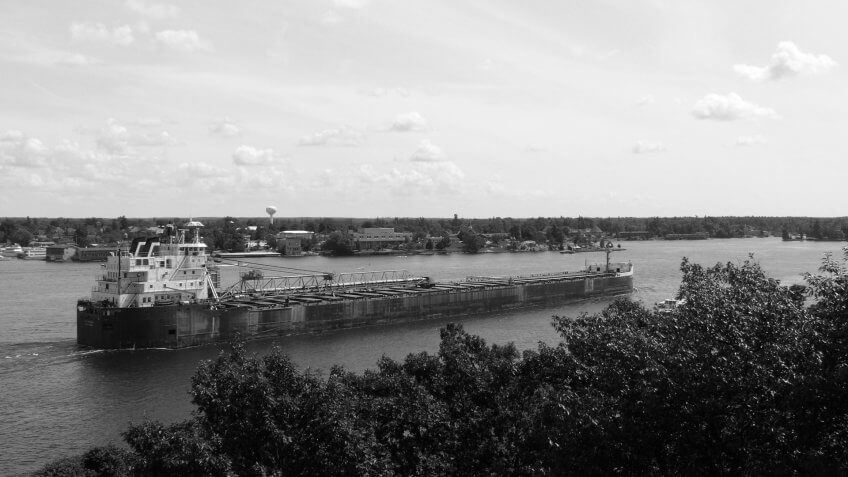 Saint-Lawrence-Seaway