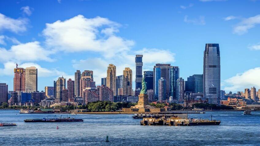 New Jersey Jersey City
