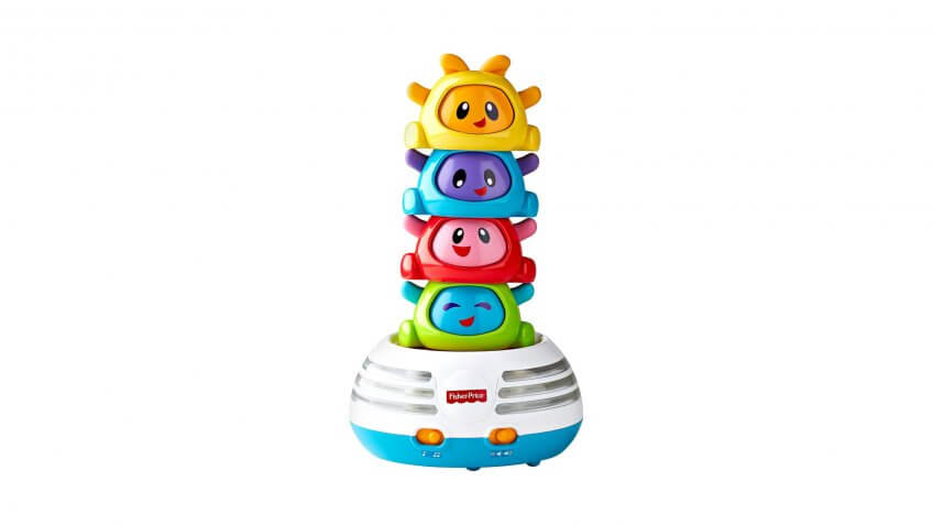 Musical Stacker Toy