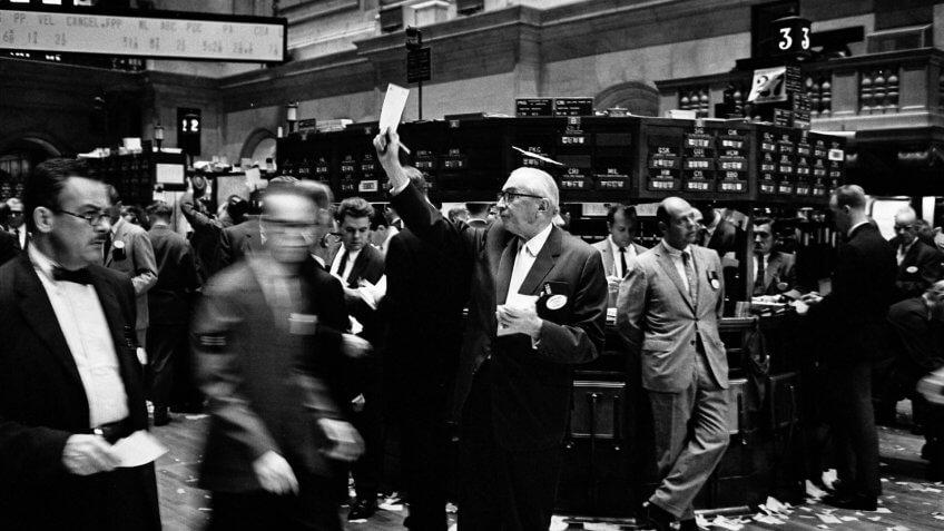 1963-New-York-Stock-Exchange