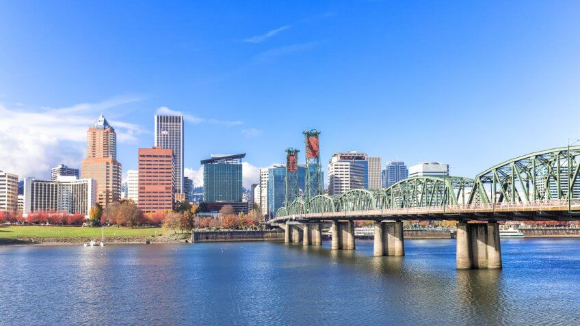 11716, Cities, Horizontal, Portland - Oregon, US, USA, United States, america