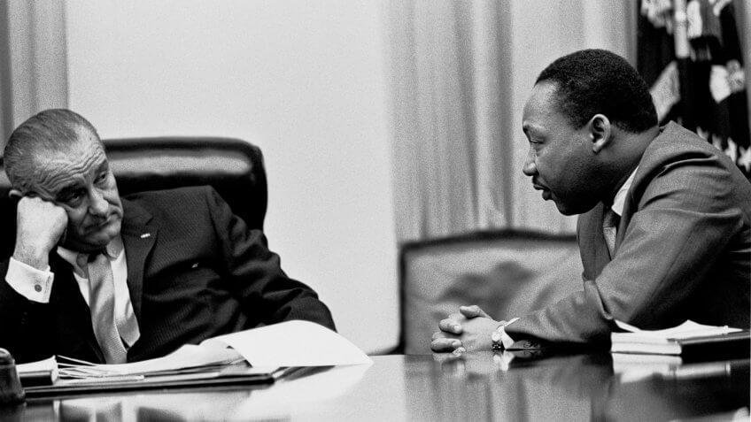 1966-LBJ-Martin-Luther-King-Jr