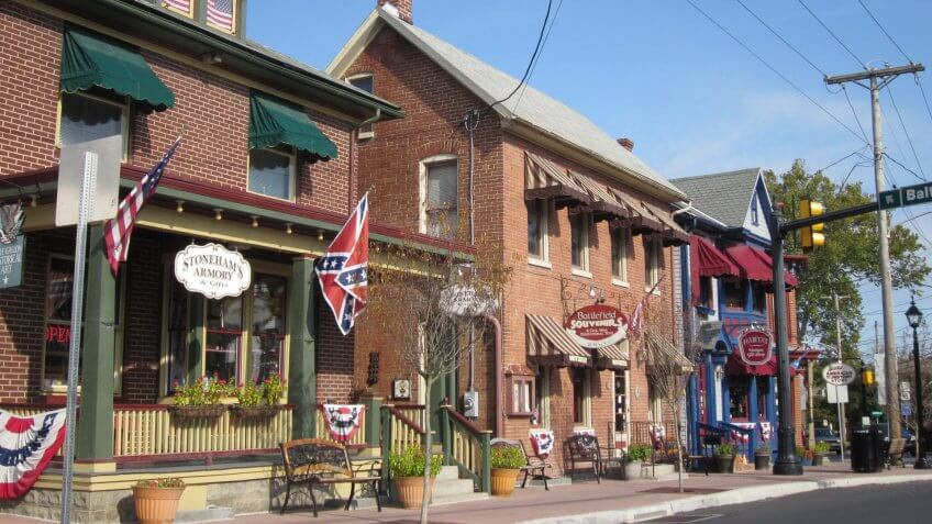 Pennsylvania-Gettysburg