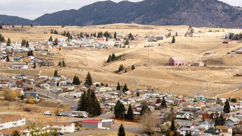 Montana-Butte