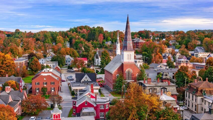 11709, Horizontal, States, Vermont