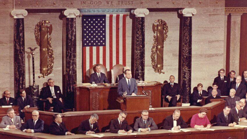 1971-President-Nixon-State-of-Union-Address