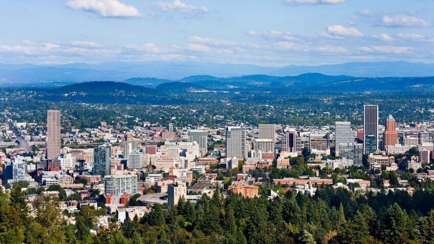 Oregon-Portland