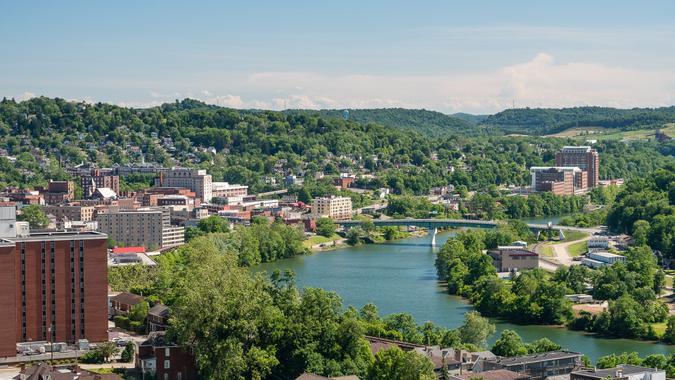 West-Virginia-Morgantown