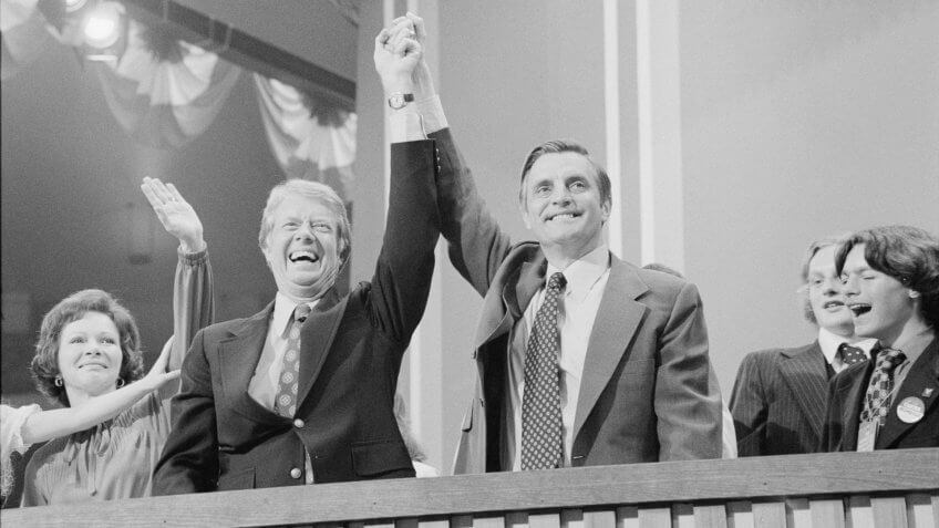 1976-Democratic-National-Convention-Carter