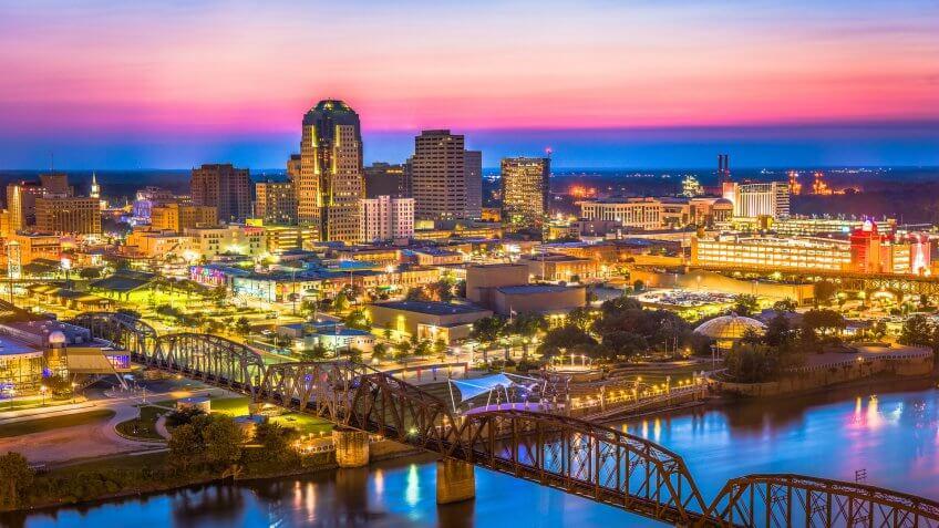 Louisiana Shreveport