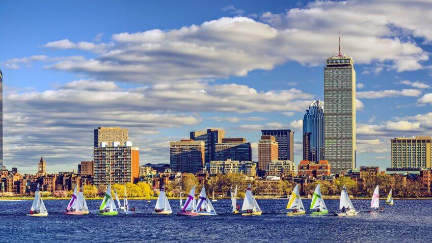 11216, Boston, Horizontal, Massachusetts, States, america