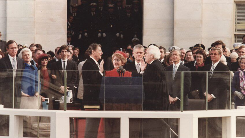 1981-President-Reagan-Inauguration