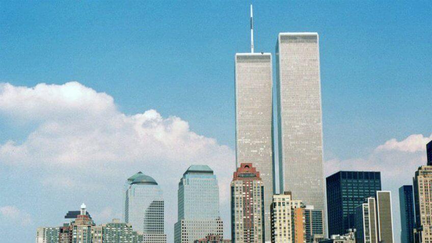 Twin Tower circa 1993.