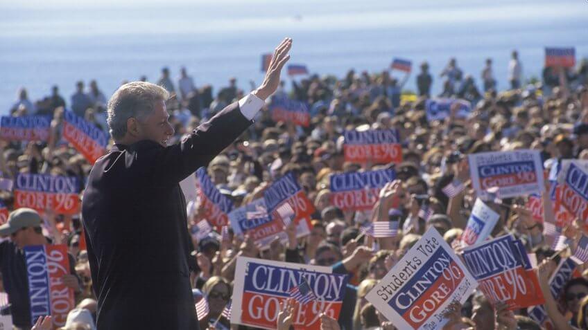 1996-President-Clinton-Campaign