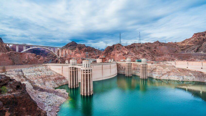Hoover-Dam-Lake-Mead-Nevada