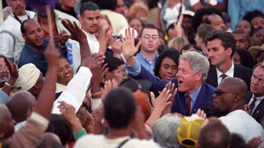2000-President-Clinton-Los-Angeles