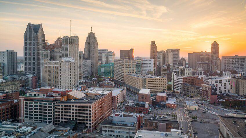 Michigan-Detroit