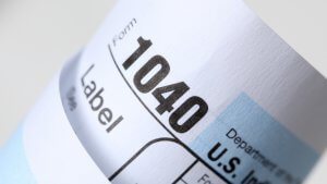 What Is Tax Form 1040?