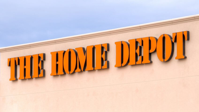How Much Is Home Depot Worth?