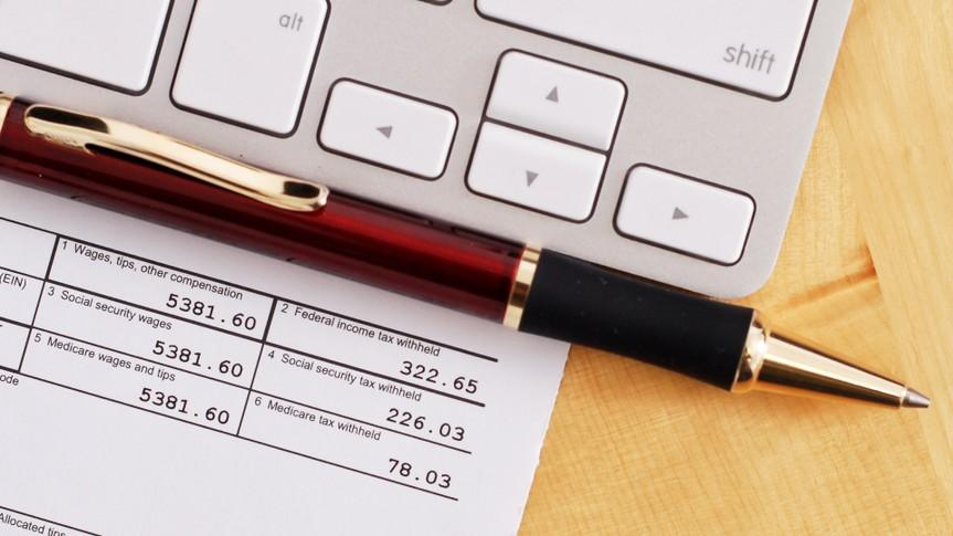 tax form, taxes