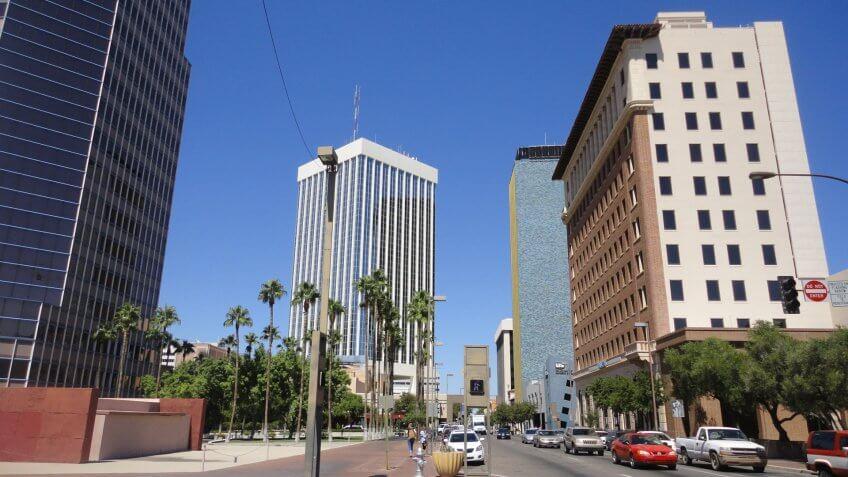 Downtown - Tucson, AZ.