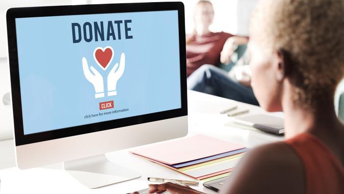 charity donation