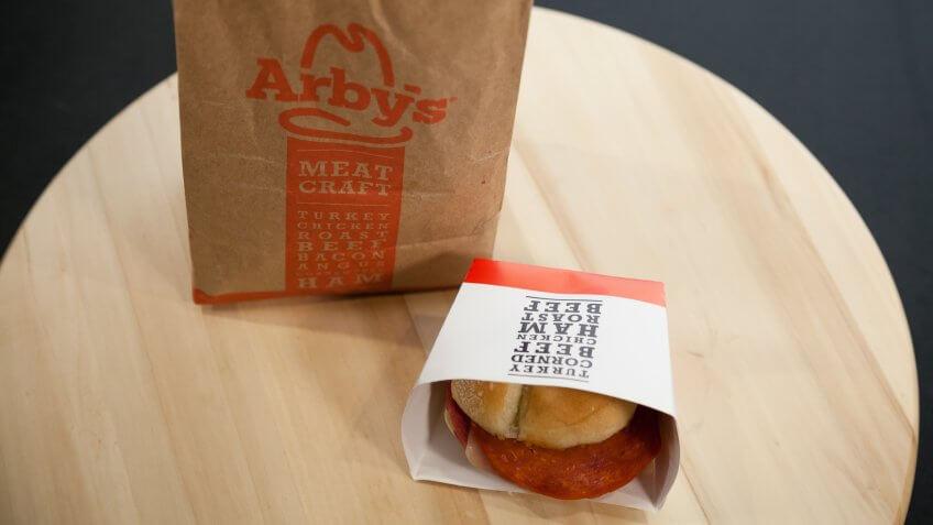 Arby's, Fast Food, GOBankingRates.com, unique, weird