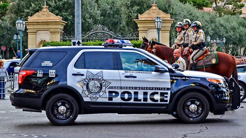 Nevada, police