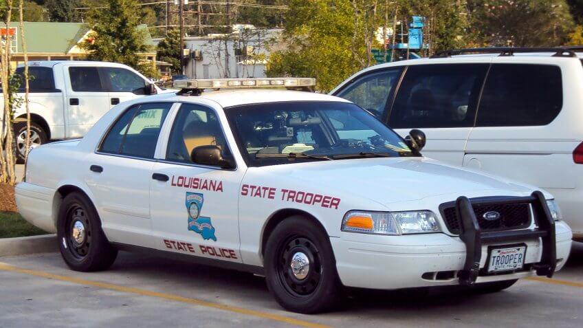 Louisiana, police