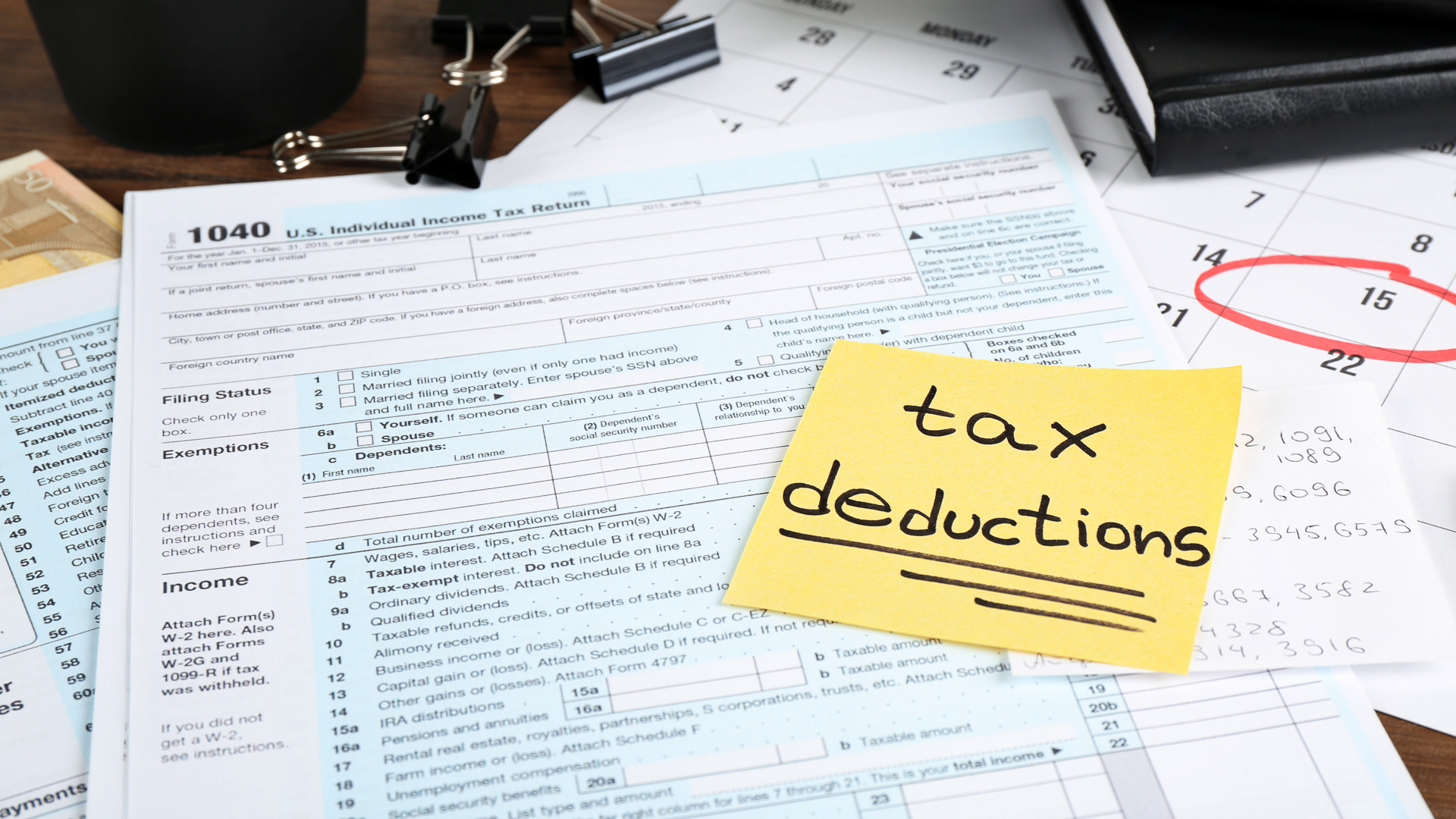 18 medical expenses you can deduct from your taxes gobankingrates what does tax deductible mean and how do deductions work falaconquin