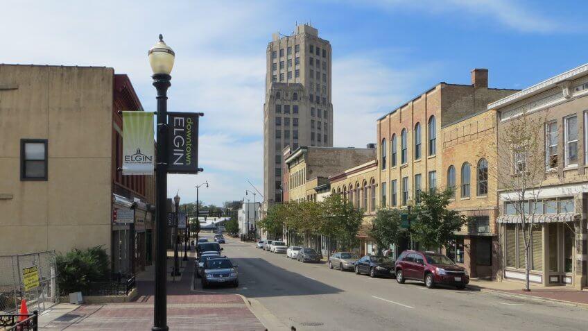 Elgin-Illinois